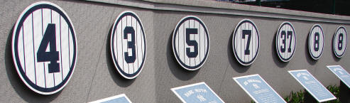 f4dce6a20ff5 Indeed, the Yankees jerseys and their numbers are another reason that this  great franchise has such a rich and historic history.